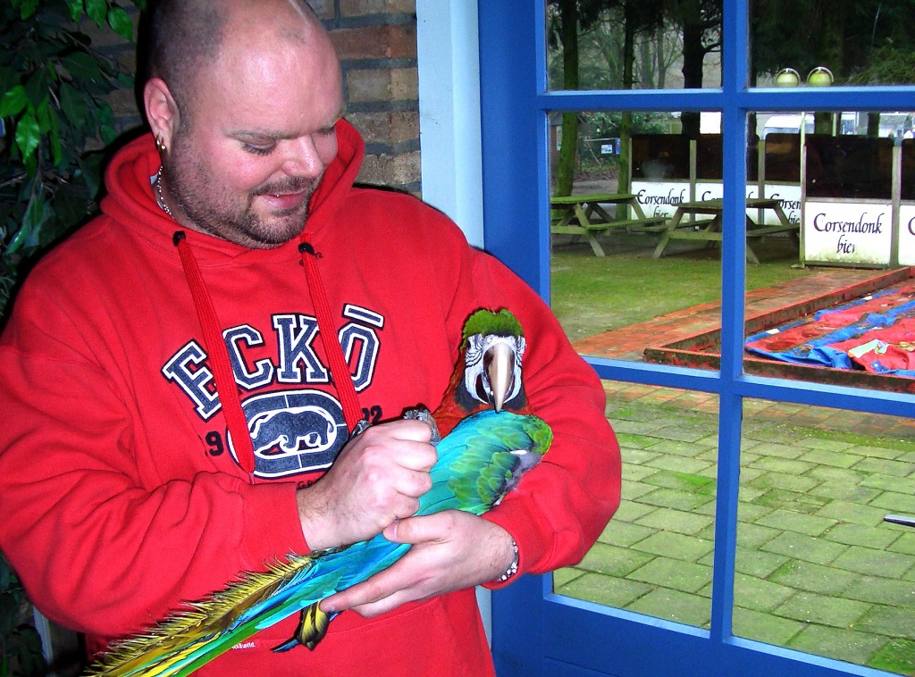 Workshop papegaaien 024